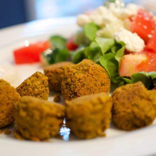 Griechisches Essen auf Zakynthos